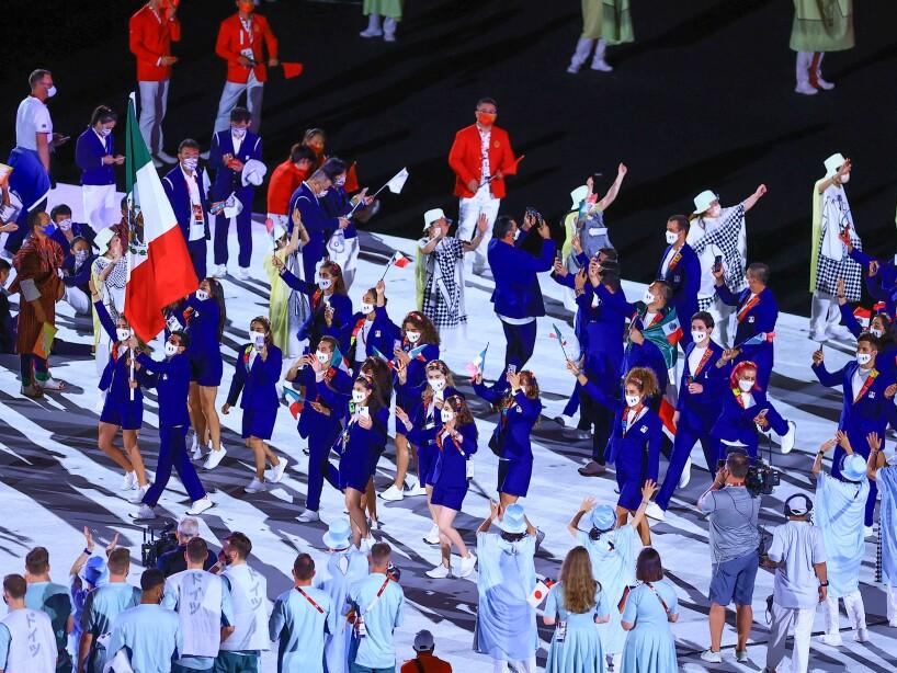 Delegación mexicana en Tokyo 2020
