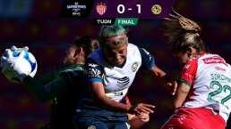 América Femenil suma su segunda victoria y entra a puestos de Liguilla