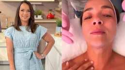Adamari López compartió sus tips para combatir la flacidez facial