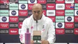 Sergio Ramos, disponible para Zidane de cara al Clásico