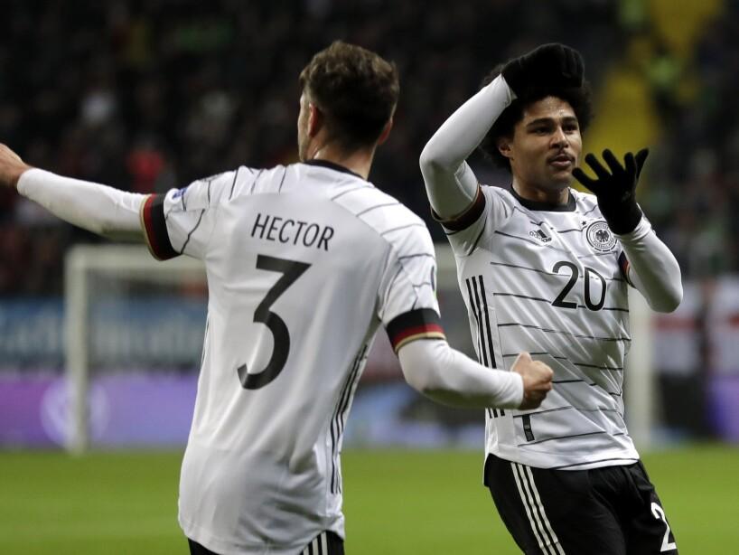 Germany Northern Ireland Euro 2020 Soccer