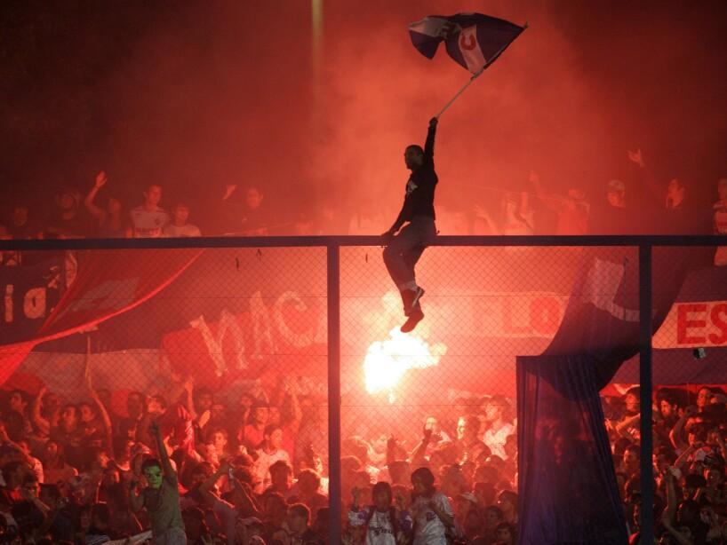 APTOPIX Uruguay Soccer Copa Libertadores