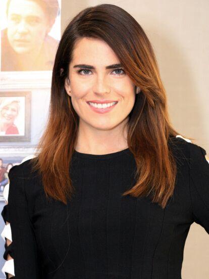 Karla Olivares Souza nació en la Ciudad de México el 11 de diciembre de 1985.
