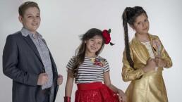 """Mariana Nájera, Fátima Campo y Ubian Suárez interpretan """"Ya te olvidé"""""""