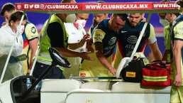 Nicolás Benedetti puede perderse el inicio de la Liguilla