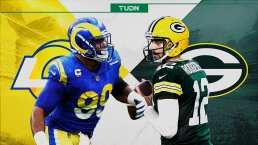 La mejor defensiva contra la mejor ofensiva en Playoffs de la NFL