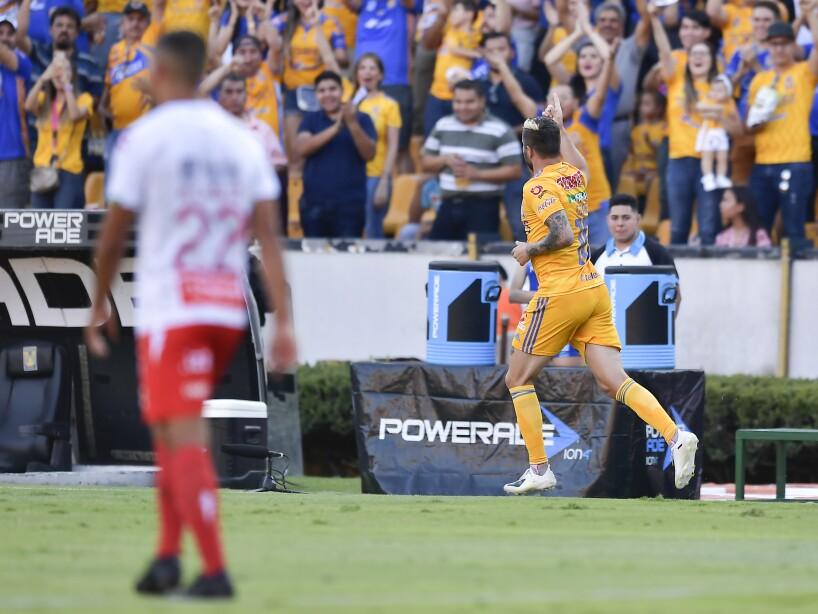 Tigres UANL v Necaxa - Torneo Apertura 2019 Liga MX