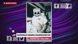 Marshmello presenta nueva colaboración musical