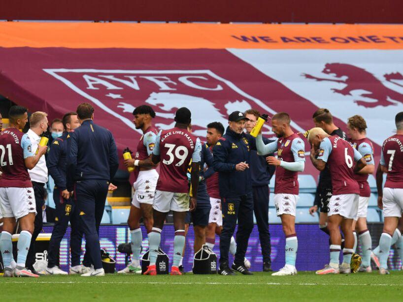 Aston Villa v Sheffield United - Premier League