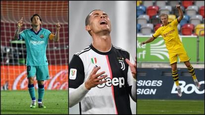Así se desarrolló el futbol en Europa con partidos de mucha releevancia y el regreso a la actividad luego de una larga espera por la pandemia, pues tres de las cinco ligas más importantes del mundo futbolístico han reanudado.