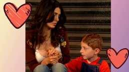 """¿Recuerdas cuando 'Silvita' fue maestra de 'Benito' y él """"se enamoró de ella""""? Revívelo AQUÍ"""