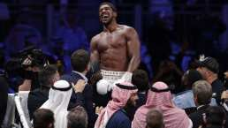 Anthony Joshua no estaría dispuesto a pelear con Mike Tyson por respeto