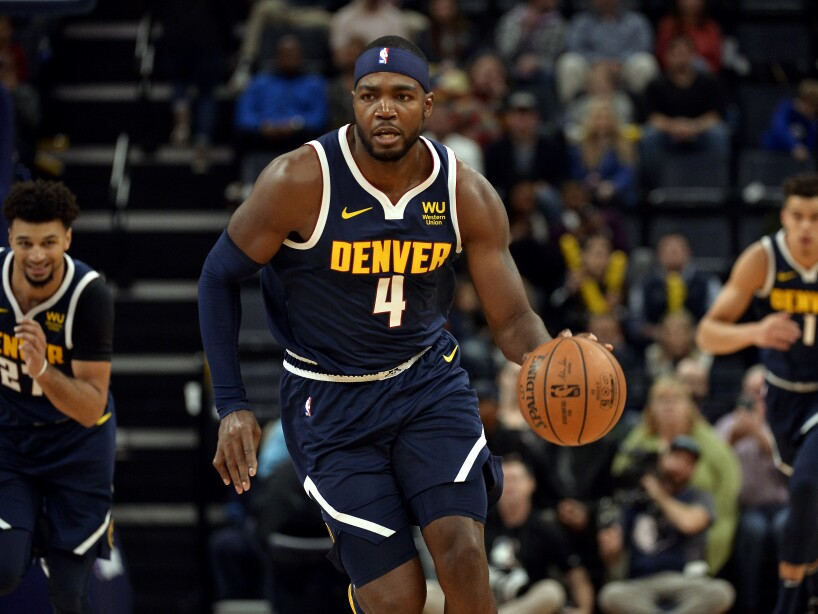 Nuggets Grizzlies Basketball