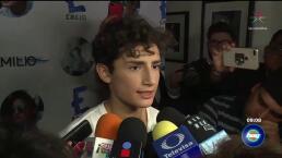Emilio Osorio se lanza como cantante