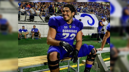 Mexicano, proveniente del Tecnológico de Monterrey, se sumará a las filas de los Dallas Cowboys tras su buen desempeño en el International Player Pathway Program.
