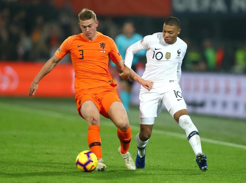 Netherlands v France - UEFA Nations League A