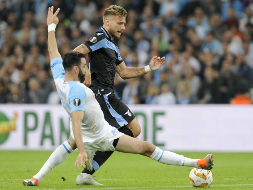 Olympique de Marseille v SS Lazio - UEFA Europa League - Group H