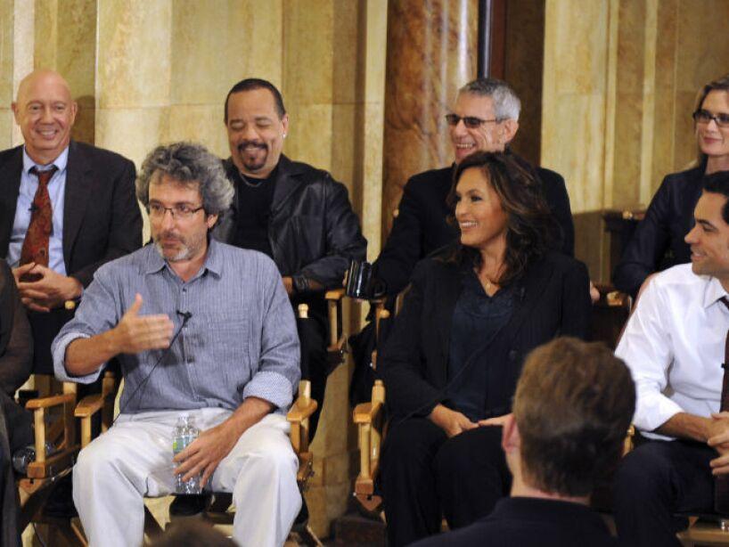 La Ley y el Orden: Unidad de Víctimas Especiales ha ganado numerosos premios, entre ellos el Premio Emmy.