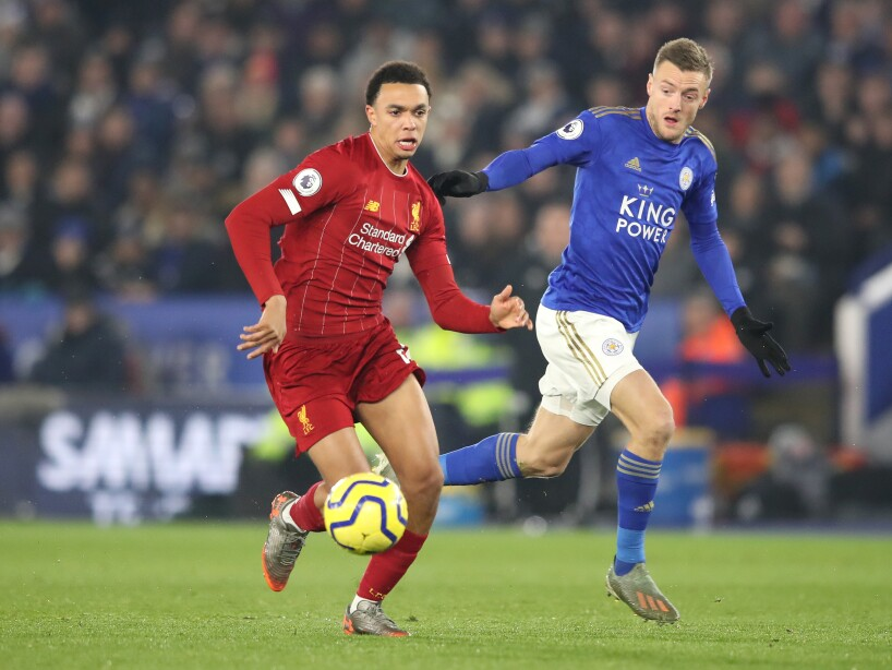 Leicester City v Liverpool FC - Premier League