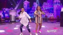 Al ritmo de reggaetón, Mariana y Dalilah venden Prote-G al chiquito en 'Infomercial'