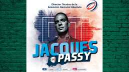 Jacques Passy buscará un boleto al octagonal para República Dominicana