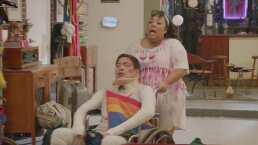 Toña molesta a Brayan y lo cacha mintiendo sobre sus heridas