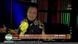Continúa la polémica por demandas de Juan Gabriel