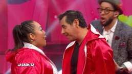 Michelle Rodríguez le checó el aceite a Yordi Rosado pero él ganó en 'No discutamos'