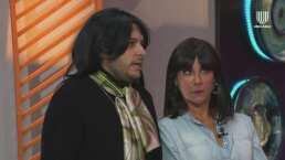 Consuelo Duval revive a su personaje Sisi y pone a reír a las 'Netas' junto a Paco de Miguel