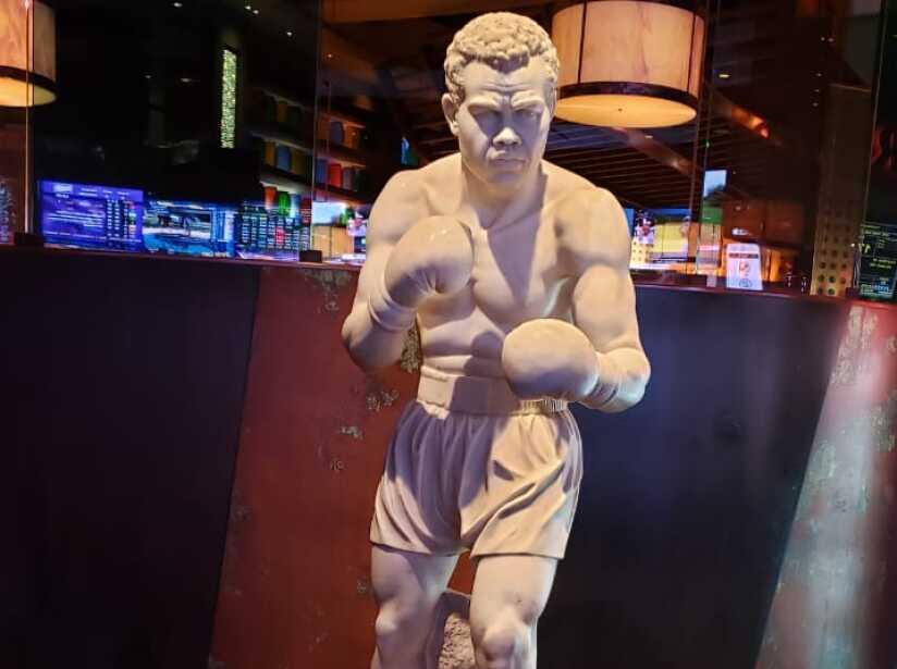 Los combates más importantes: 'Sugar' Ray Leonard peleó ante Wilfred Benítez, Thomas Hearns y Marvin Hagler; Óscar de la Hoya venció a Julio César Chávez; Evander Holyfield peleó con Riddick Bowe.