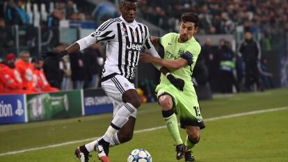 Manchester City, Juventus, Sevilla y el Borussia Mönchengladbach conformaron el Grupo D en 2015.