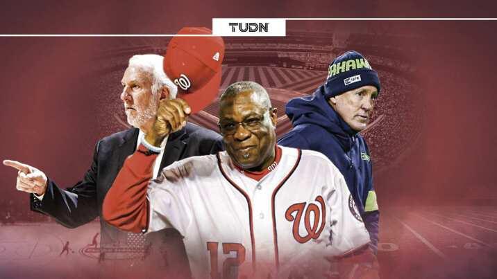 Coaches más veteranos en la NFL, NBA y MLB