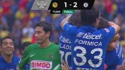Futbol Retro   ¿América verde? Cruz Azul le ganó 1-2 en el Cl2014