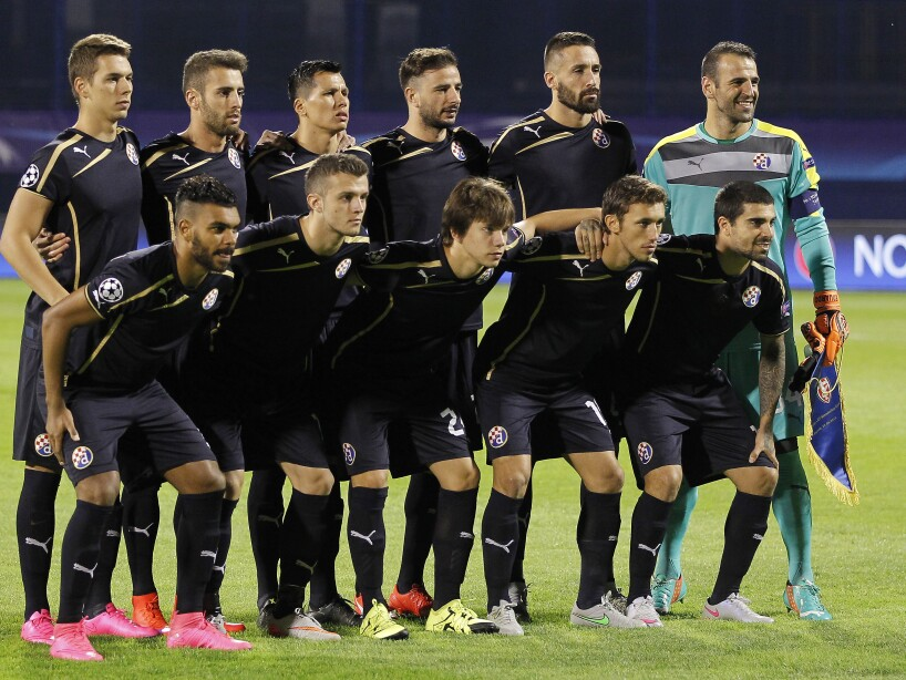 Dinamo Zagreb v KF Skenderbeu - UEFA Champions League: Qualifying Round Play Off Second Leg