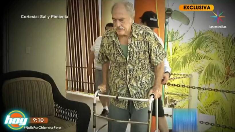¡Entérate qué tipo de cirugía requiere Andrés García!