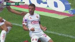 José Rivero vence a Corona y Tijuana toma ventaja 1-0 en el Azteca
