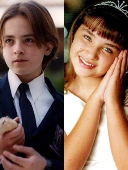 Martín Ricca, Daniela Luján e Imanol Landeta son algunas de las estrellas infantiles que marcaron la vida de varios niños en la década de los noventa ¡Mira su radical transformación!