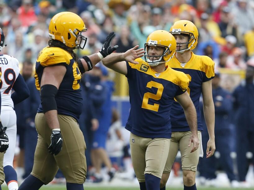 Denver Broncos vGreen Bay Packers