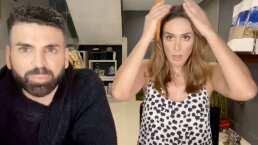 Jacky Bracamontes y Jomari Goyso revelan el secreto para lucir un peinado increíble en poco tiempo
