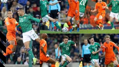 Holanda no puede con Irlanda del Norte y pospone su clasificación a la Euro 2020.