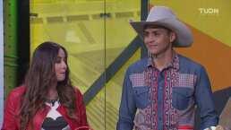 Juan Pablo Romero reconoce su pasión por la equitación