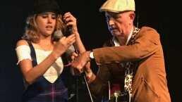 Revive los momentos en los que Paulina Goto y su papá disfrutaban de su amor por la música