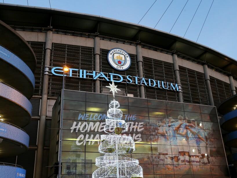 Manchester City v Sheffield United - Premier League