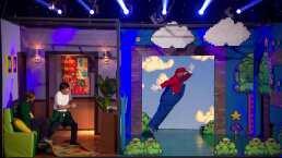 """""""Como a la chela no eres alérgico"""": Parodia de Mario Bross llega al 'Escenario inclinado'"""