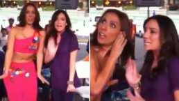 Video: Consuelo Duval y Regina Blandón causan sensación al cantar y bailar al ritmo de '17 años'