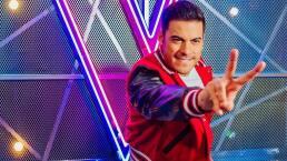 Carlos Rivera, sexy, talentoso y... ¡coach de La Voz… México!
