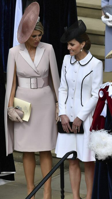 El especial homenaje de Kate Middleton a Lady Diana