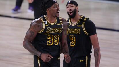 Los Lakers se llevan el juego dos frente a los Nuggets y ponen la final de conferencia 2-0 a favor.