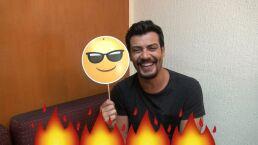 Dime qué emoji usas y te diré quién eres... Andrés Palacios