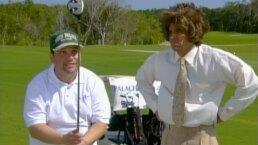 XHDRBZ: Eloy Gameno visita un campo de golf